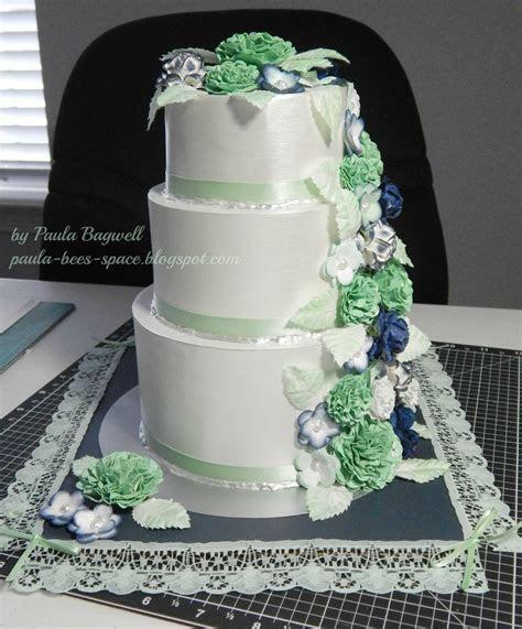 Paula's Space: Wedding Cake Gift Card Box #3