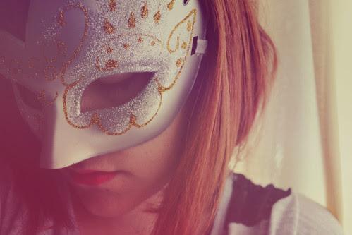 0831. Beneath the mask.