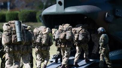 Times: Британия выведет почти всех своих военных из Афганистана
