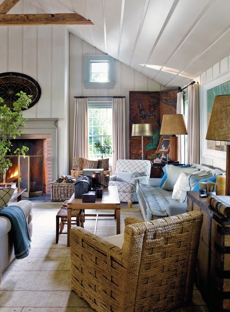 Photographer: Eric Piasecki, Source: Time & Place (2012 Abrams) by Steven Gambrel, Designer: Steven Gambrel (via House & Home)
