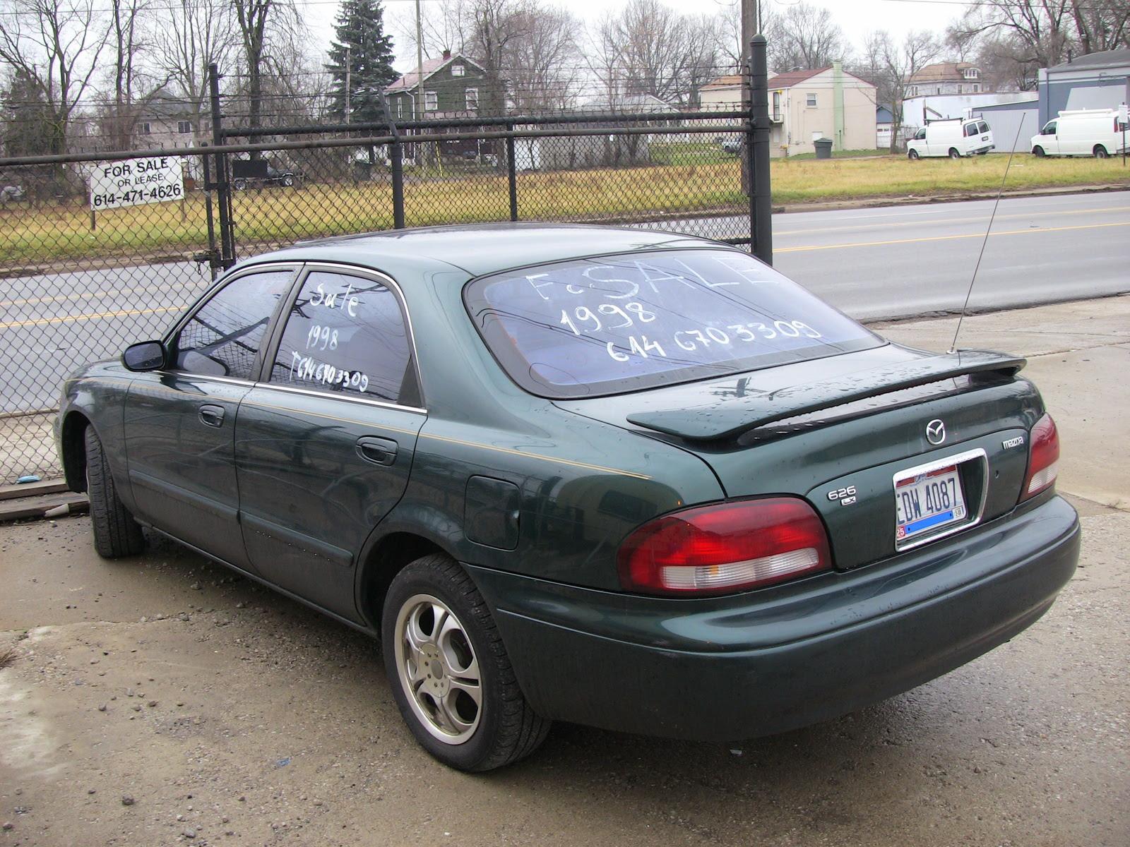 1998 Mazda 626 - Pictures - CarGurus