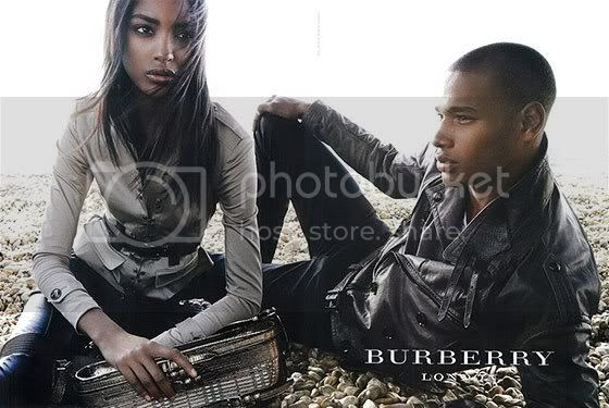 Burberry Spring  2011 Ads