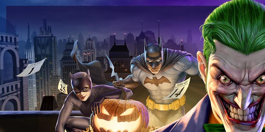 Batman: The Long Halloween, Part One (2021) movie download