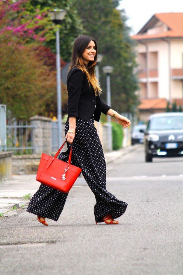 stylish palazzo pants inspiration – the wow style