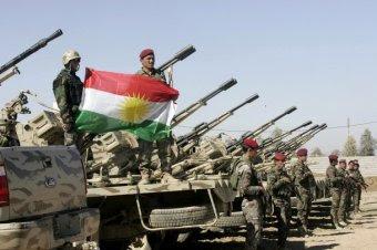 Ιράκ: Κουρδικό κράτος αναδύεται μέσα στη βία και το αίμα…
