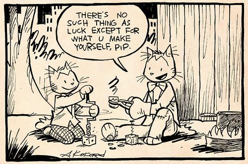 Laugh-Out-Loud Cats #1852 by Ape Lad