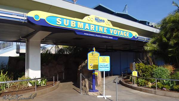 Disneyland Resort, Disneyland, Finding Nemo Submarine Voyage, Refubishment, Refurb