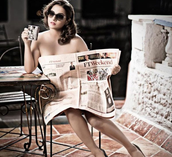 Vidya Balan topless, nude, hot