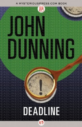 """Deadline"" by John Dunning"