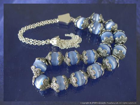Fashion 925 sterling silver greek komboloi!  4