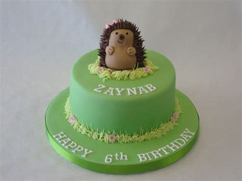 Hedgehog Cake   Cakeology