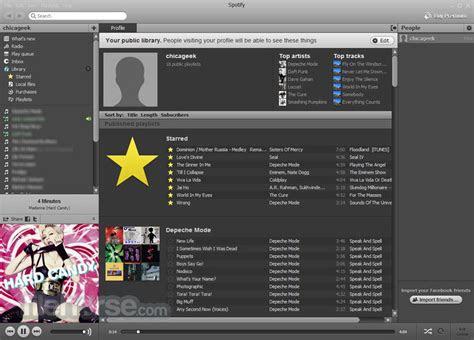 spotify    windows  versions