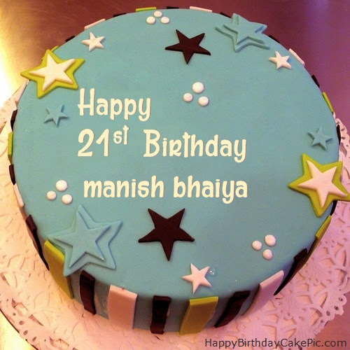Happy Birthday Ankit Bhaiya Cake Images The Blouse