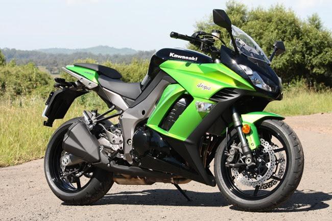 Street Motorcycle: Kawasaki Ninja Top Speed Mph