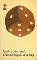 Okładka książki Archeologia wiedzy