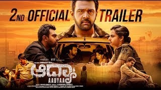 Aadyaa Kannada Movie (2020) | Cast | Songs | Trailer 2