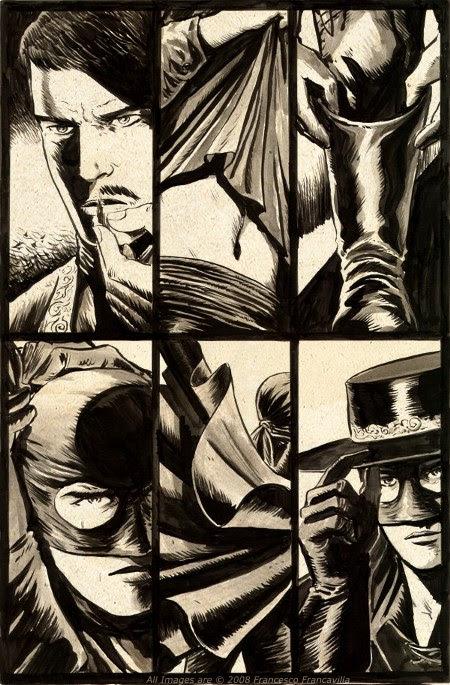 Zorro #8 - page 1