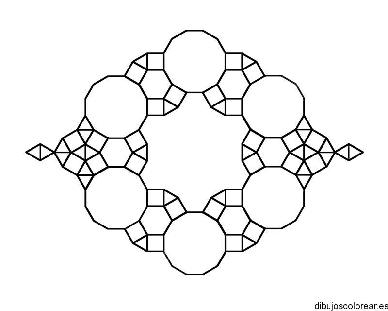 Dibujo De Figuras Geométricas