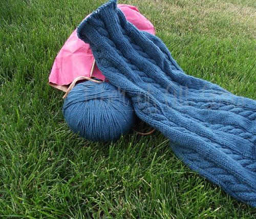 FiberofAllSorts Knitting 2
