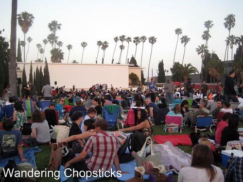 Cinespia Cemetery Screenings (Casablanca) - Hollywood Forever Cemetery - Los Angeles 3