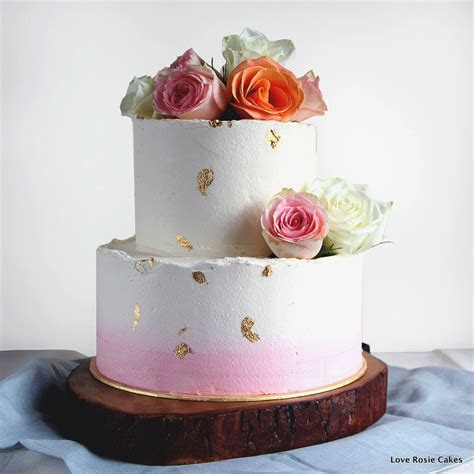 Wedding Cakes in London   Wedding Cupcakes   Love Rosie Cakes