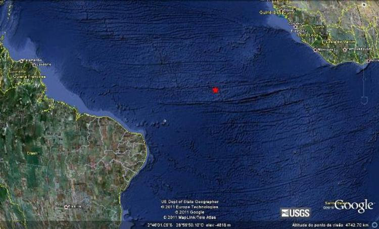 Terremoto de magnitude 6 é registrado na costa de Natal