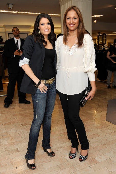 Kimberly Villency and Anisha Lakhani