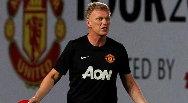 Pelatih Manchester United, David Moyes tak akan membiarkan Rooney hengkang. (Foto: Reuters)