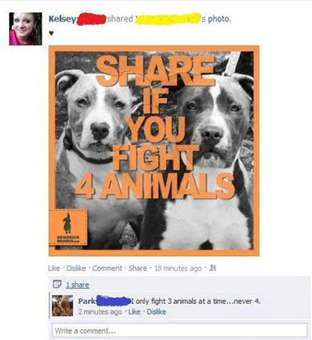 20 Funny And Weird Facebook Photo Comments Techeblog