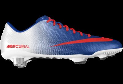 a4baff27f00 GOOD CHOICE ▷ ▷ Nike Mercurial Veloce FG iD Custom Women s Soccer Cleats -  Blue
