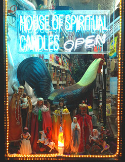 house of spiritual candles