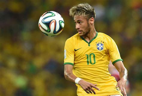 neymar berada  tahap sama  messi  ronaldo kata