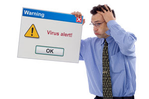 how to manually delete the virus
