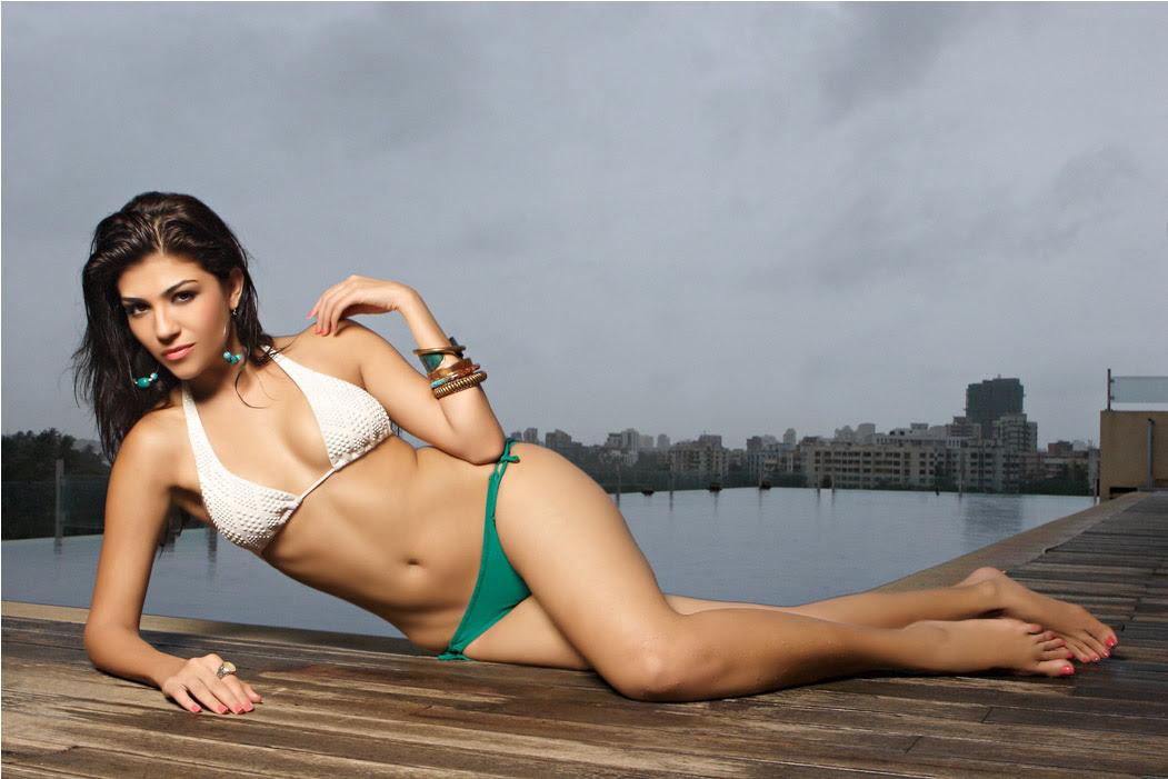 Archana Vijaya FHM Bikini