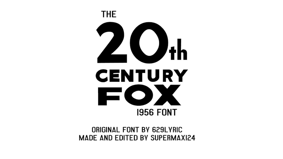 93 DOWNLOAD DOWNLOAD LOGO 20TH CENTURY FOX CDR PSD 2019