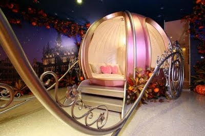 Cinderella carriage bed! | Crafty Children | Pinterest