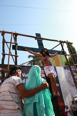 Jesus on the Cross by firoze shakir photographerno1