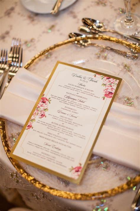 17 Best ideas about Wedding Menu Cards on Pinterest