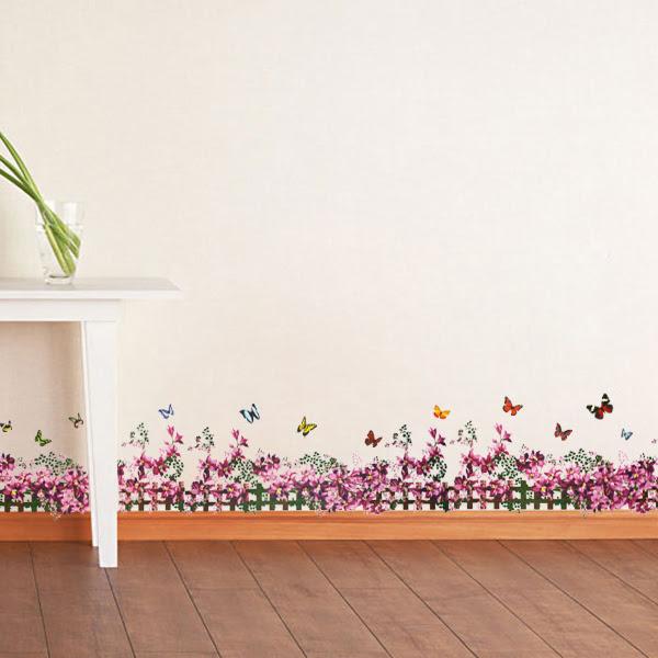 Natural Wall Decor Butterfly-Buy Cheap Natural Wall Decor ...