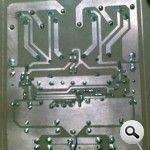 khuếch đại công suất 500W khuếch đại công suất bjt