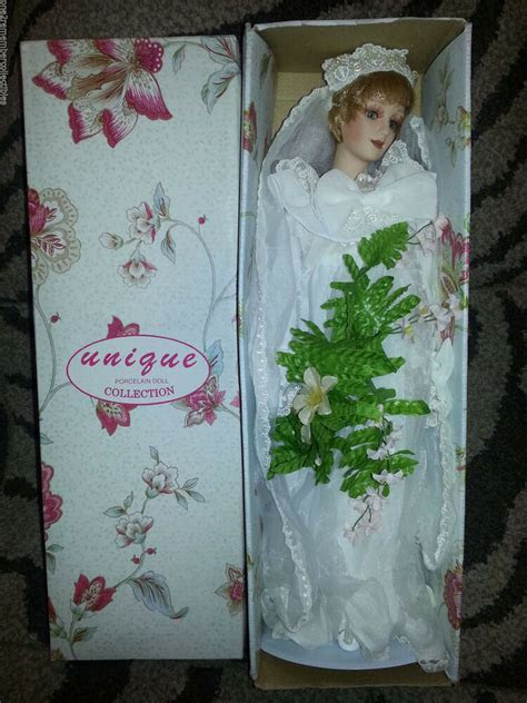 PRINCESS DIANA Porcelain Doll WEDDING DRESS Bride LIMITED