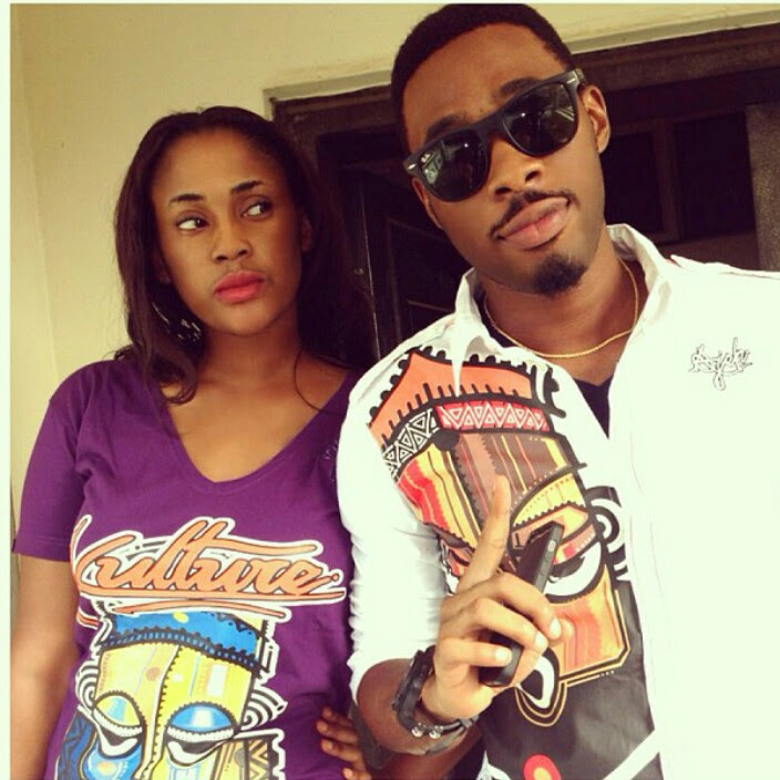 Meet Christopher And Sandra Okagbue, The Two Celebrity Siblings