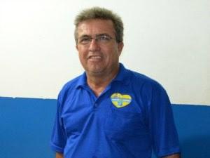 Lorival Amorim é o novo prefeito de Ariquemes (Foto: Eliete Marques/G1)