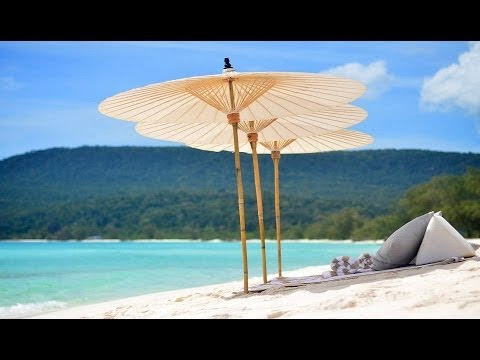 10 the best ocean paradise resorts that are the most expensive and beautiful in the world- One of Cambodian Island was ranked #5