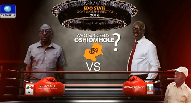 Image result for edo state election update