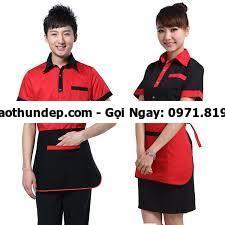 ẫu áo đồng phục nhà hàng