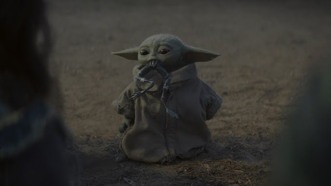 Baby Yoda Phone Wallpaper Hd