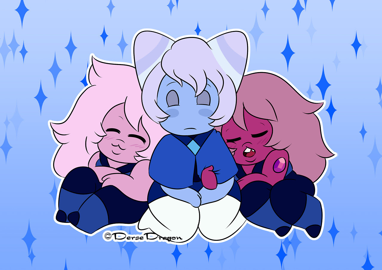 Mommy Blue Agate~