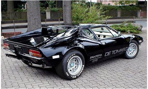 1985 De Tomaso Pantera GT5 S De Tomaso   SuperCars.net