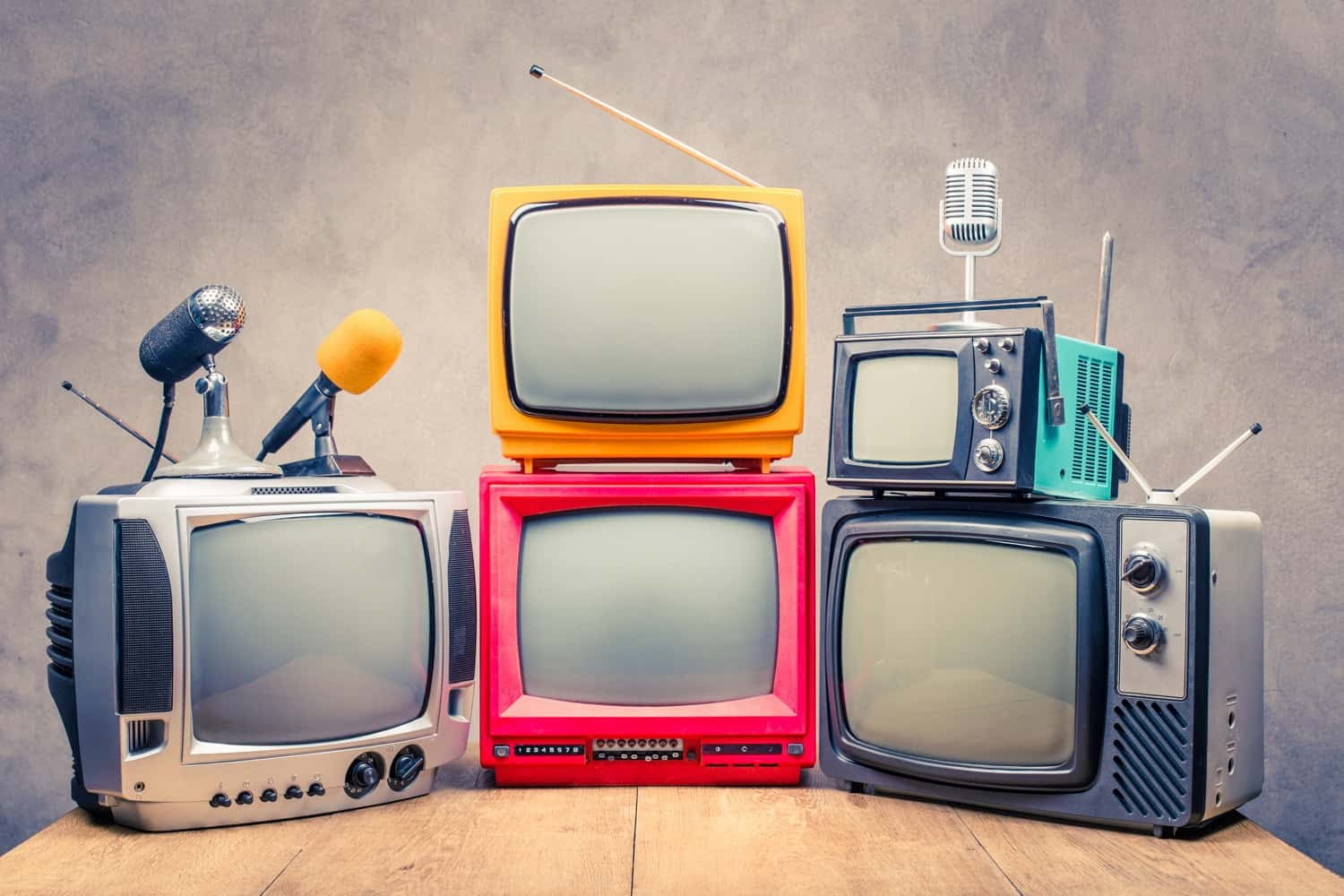 Image result for radio and television